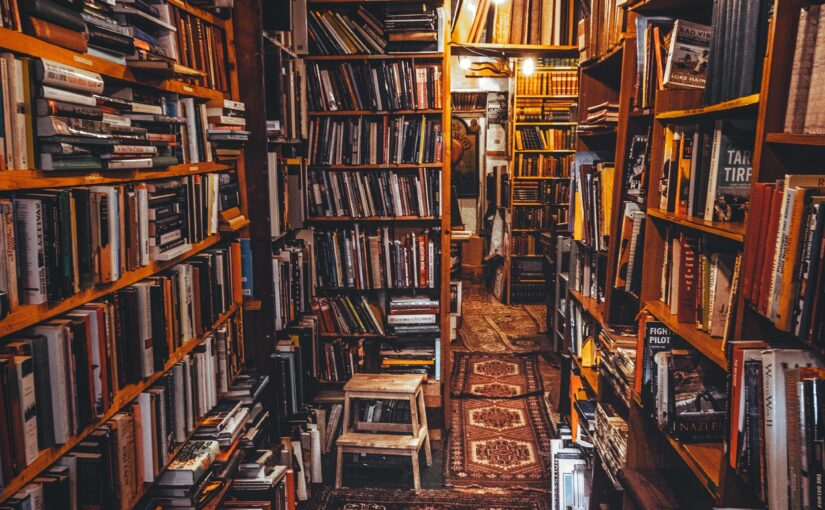 I want to live in a bookstore
